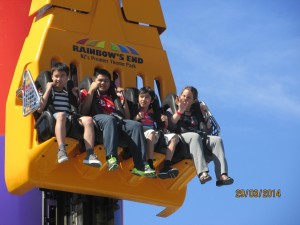 สวนสนุก นิวซีแลนด์