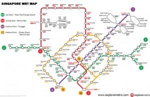 SINGAPORE-MRT-MAP